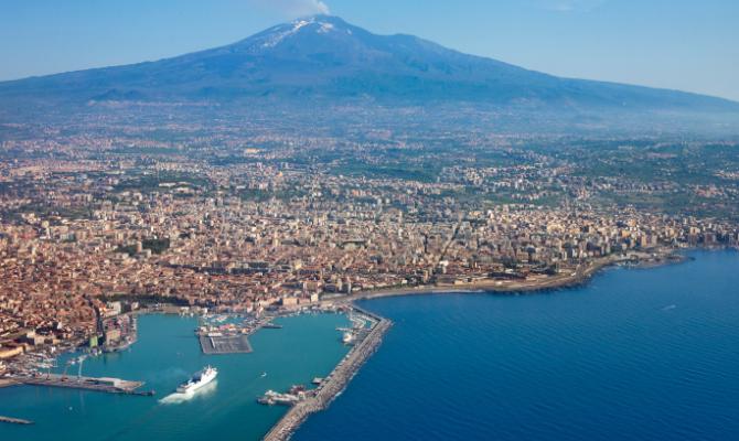 Sicilia bio: Catania al naturale