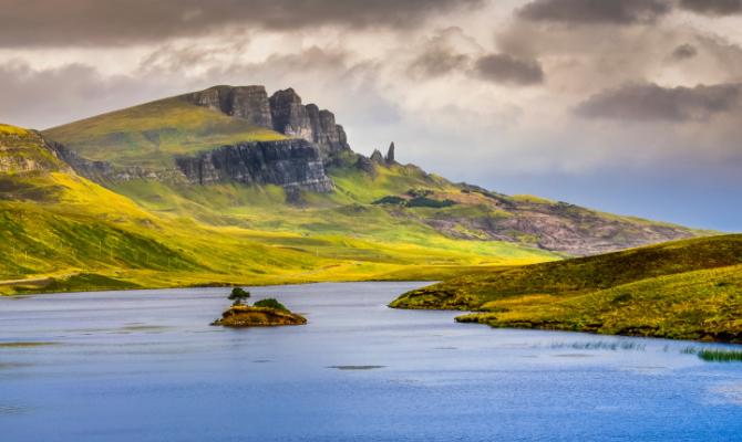 Isle of Skye, tra fate e vichinghi