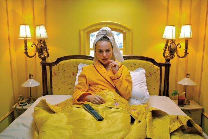 Natalie Portman senza veli all'Hotel Chevalier