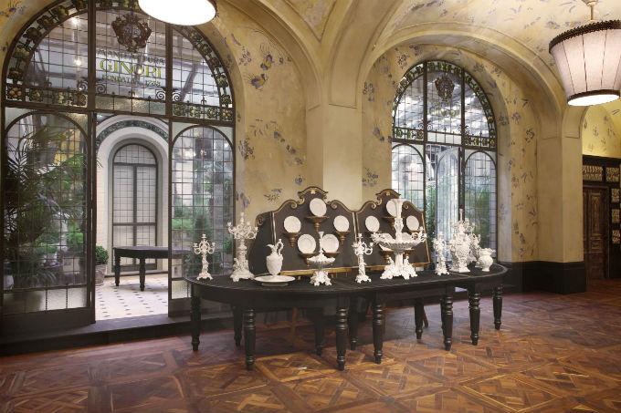 Richard Ginori rassetta la sua casa a Firenze
