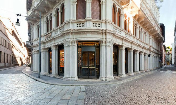 T'a Store Bistrot Milano Tancredi Alberto Alemagna