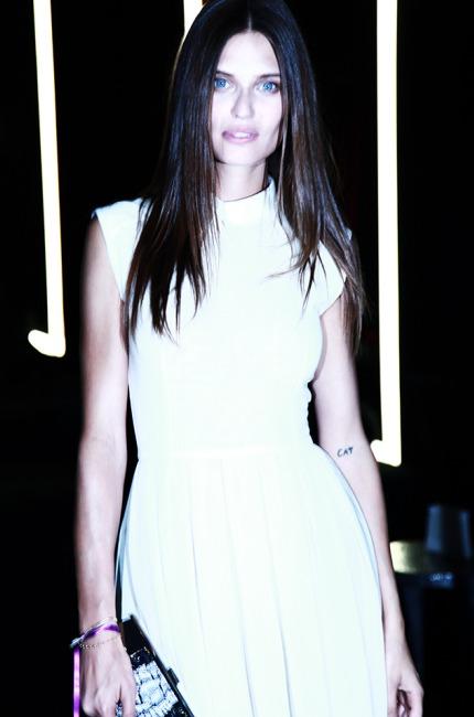 Top model Bianca Balti