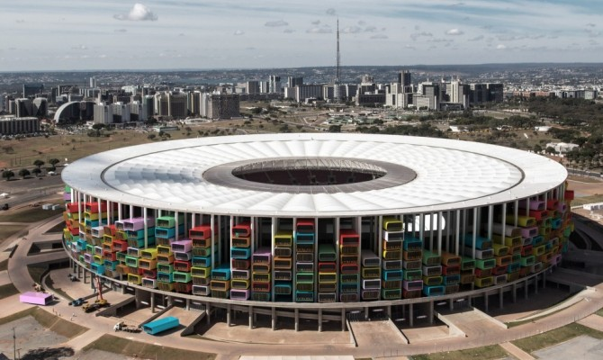 stadio calcio Brasile Rio de Janeiro