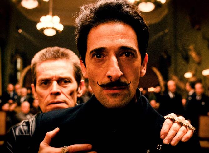 Adrien Brody cattivissimo in Budapest Hotel