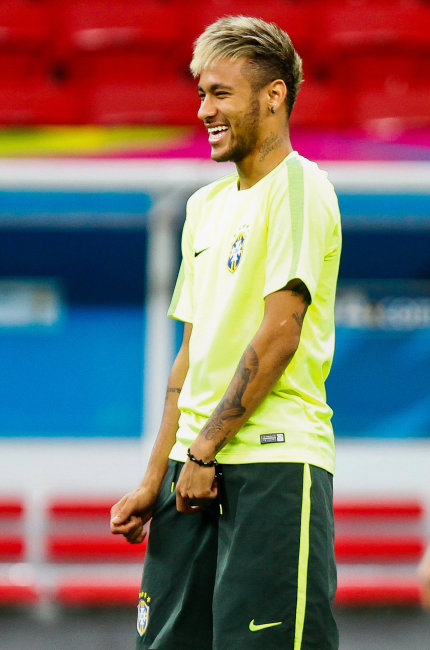 Tagli di capelli alla neymar