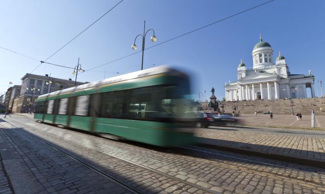 Helsinki, città car free dal 2025
