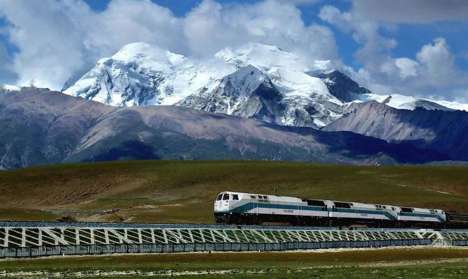 treno linea lhasa-pechino