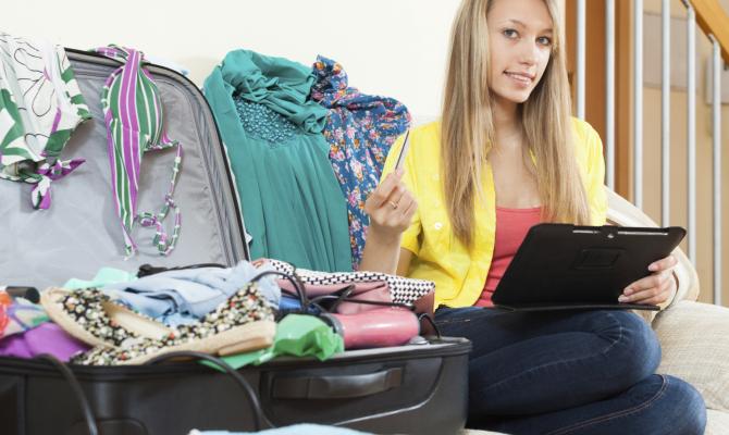 La valigia perfetta? Sì, con un'App