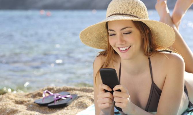 applicazione per smartphone