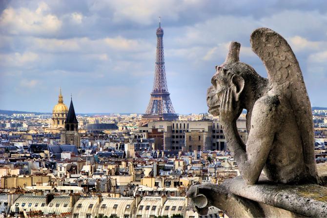 4° posto: Parigi, Francia
