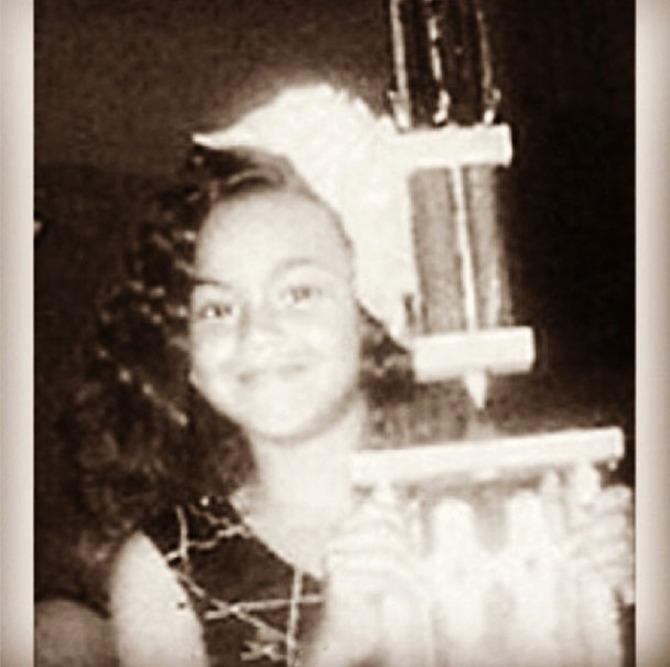 Beyoncé da bambina