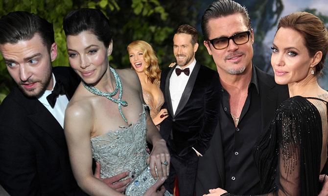 12 amori celebri e i loro matrimoni segreti