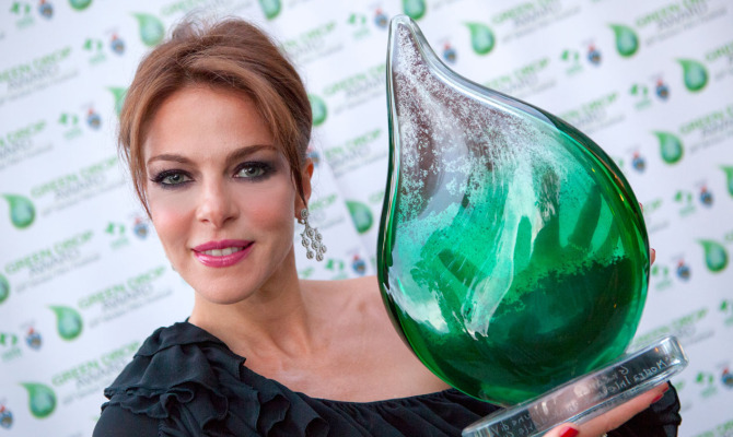 Goccia di vetro Green Drop Award