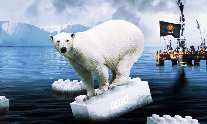 I Lego per la difesa dell'Artico
