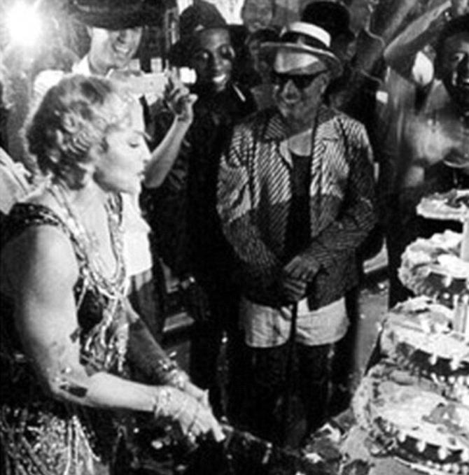 Compleanno di Madonna
