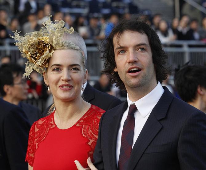 Kate Winslet e Ned Rocknroll