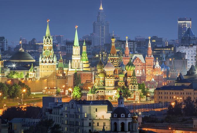 3° posto: Mosca, Russia