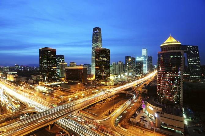 6° posto: Pechino, Cina