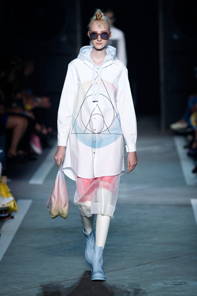 Parka Marc by Marc Jacobs