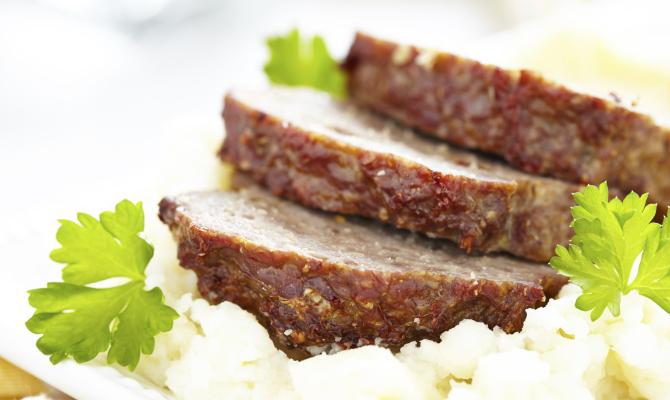 piatto a base di carne macinata