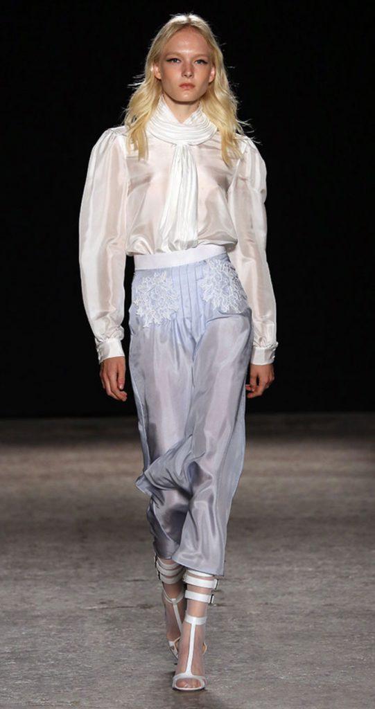 Camicia e pantaloni Francesco Scognamiglio