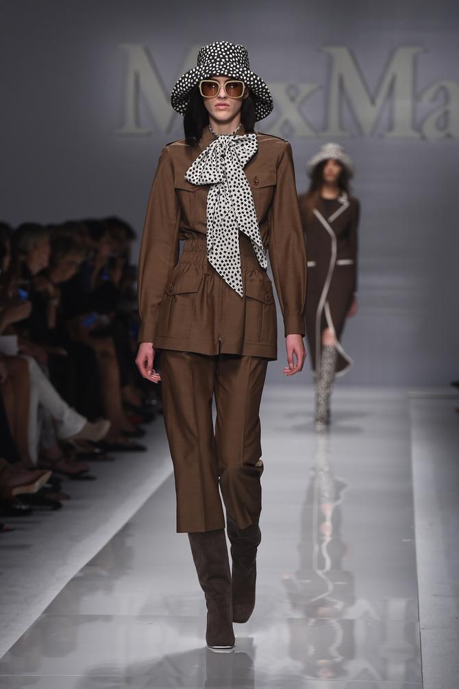 Giacca e pantaloni Max Mara