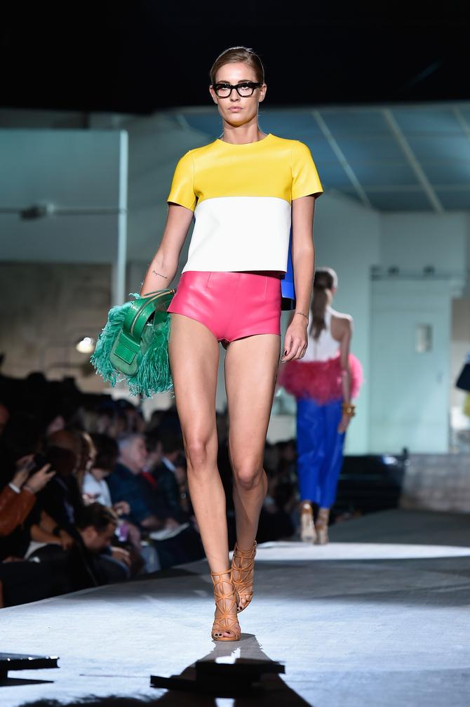 Top e shorts Dsquared2
