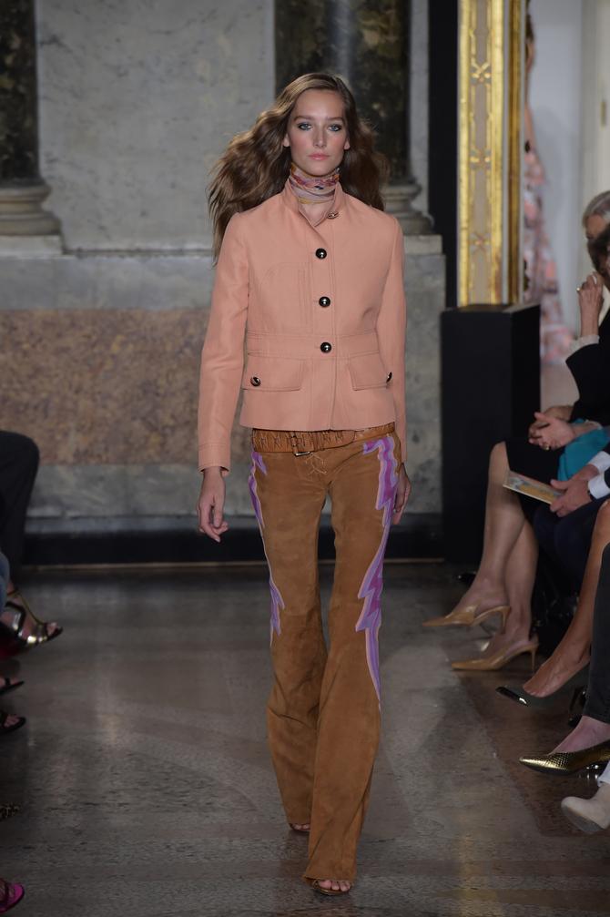 Giacca e pantaloni Pucci