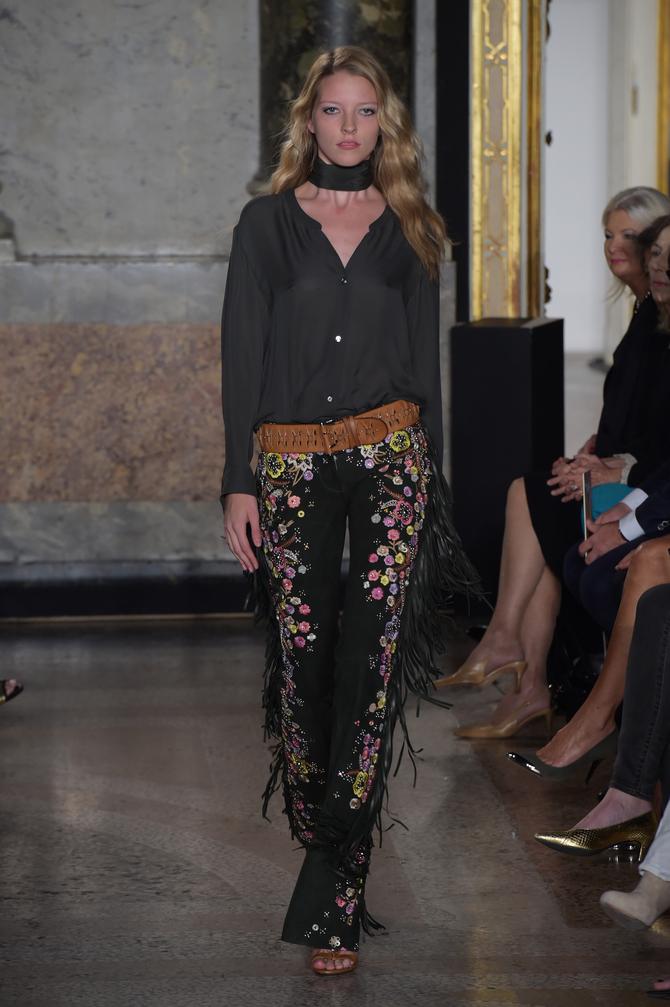 Camicia e pantaloni Pucci