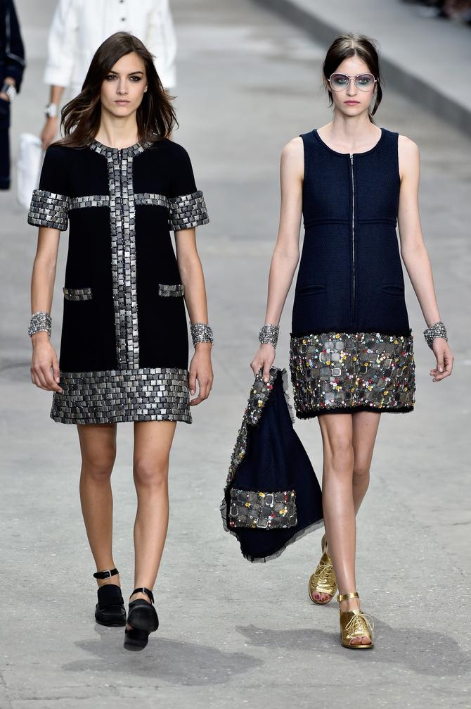 Sfilata Chanel