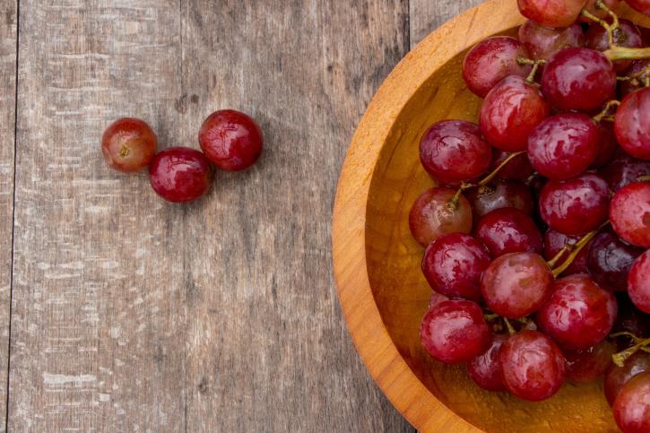 Dieta dell'uva, la disintossicazione è naturale