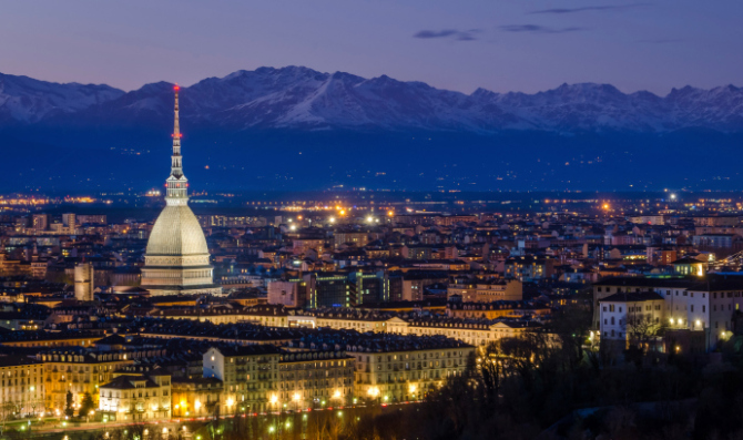 Torino, capitale del gusto