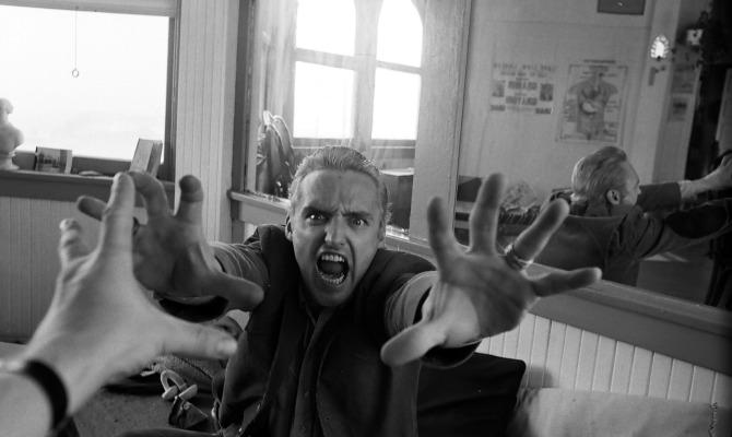 Dennis Hopper autoscatto
