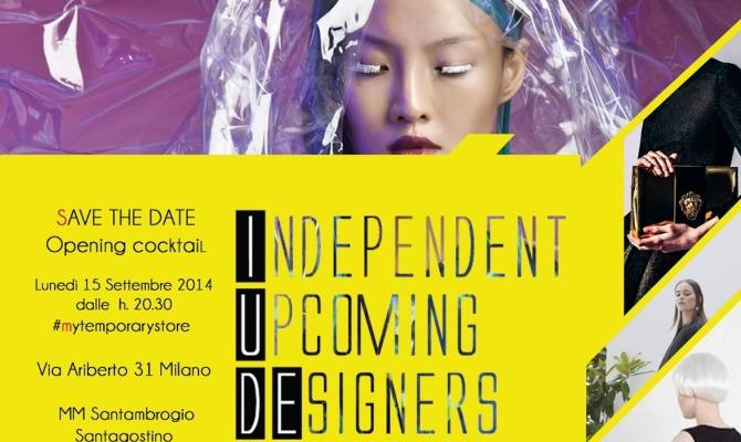 Flyer evento Milano