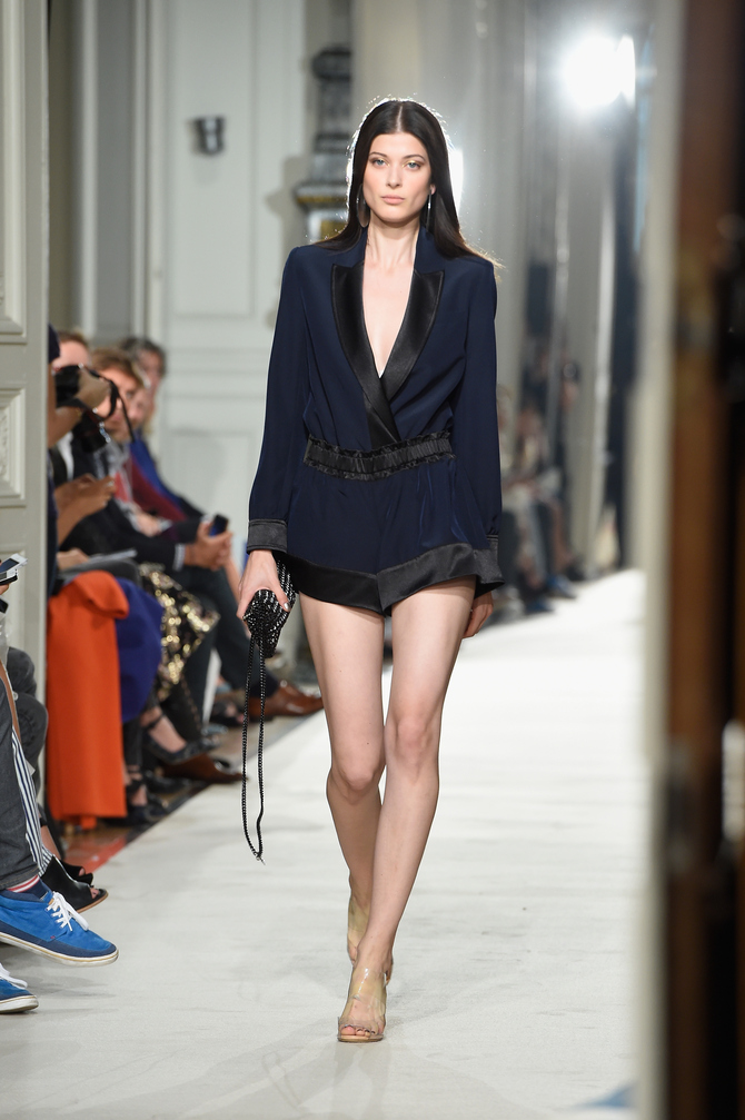 Giacca e shorts Alexis Mabille
