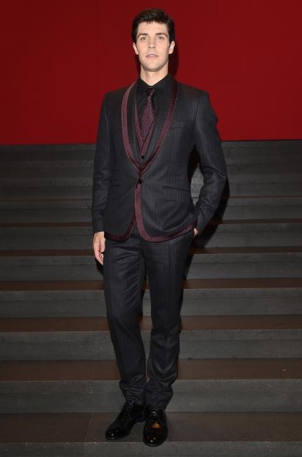 Roberto Bolle in Dolce&Gabbana