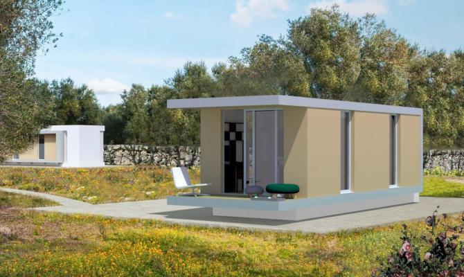 Casa eco: il futuro è in canapa e calce