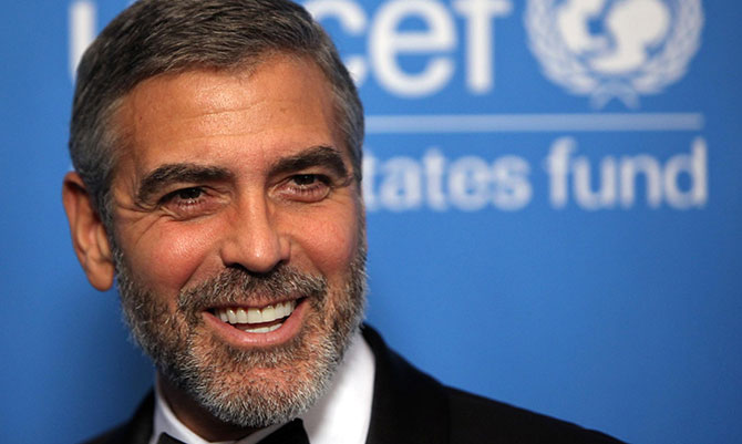 Moto, maiali e Italia: le passioni di Mr Clooney