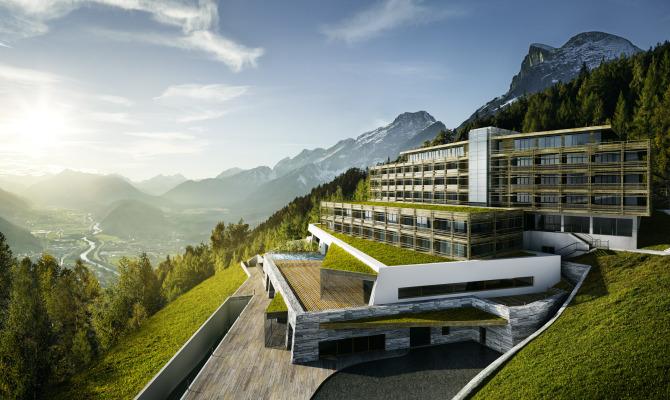For Friends Hotel, il piccolo gioiello del Tirolo