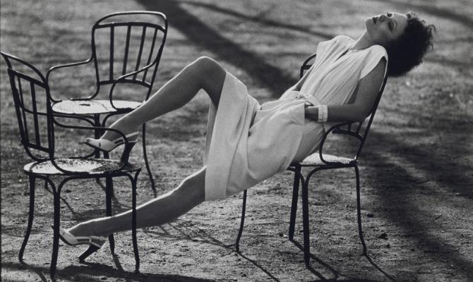 Scatti di moda che hanno fatto storia: Hans Feurer