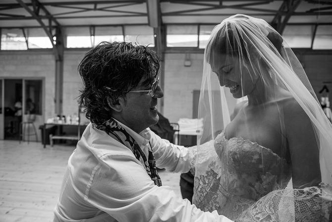 Bianca Balti per Alessandro Angelozzi