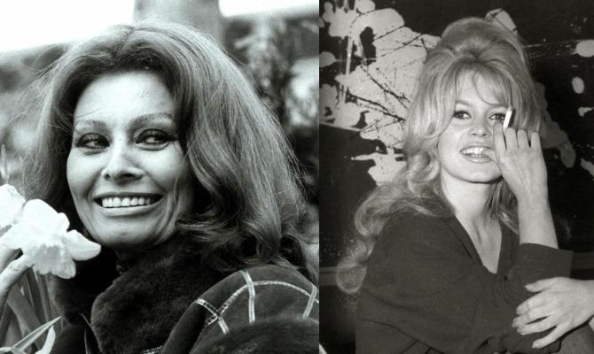 Sofia e Brigitte; 80 anni di stili differenti