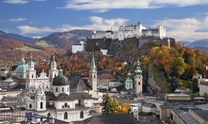 Salisburgo, la rivoluzione sostenibile della smart city