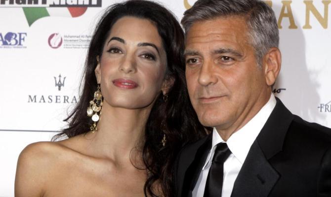 Chi è Amal, la donna dei sogni di George