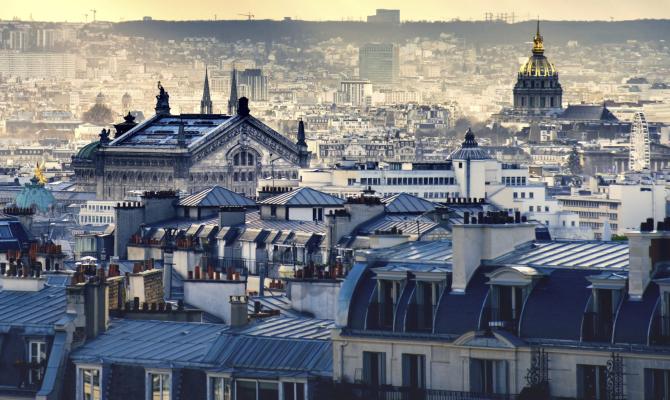 Vista Parigi