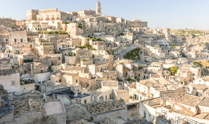 Matera, la nuova capitale della cultura