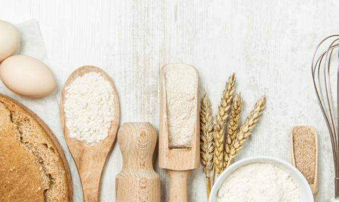 Pan dei Morti, pane, ingredienti per pane
