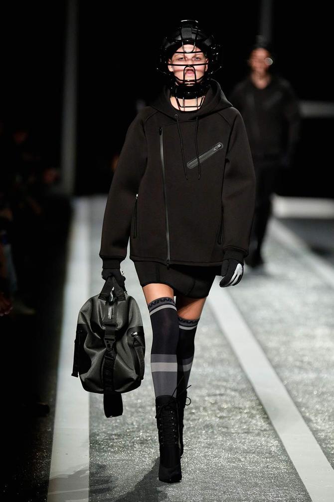 Giacca e accessori Alexander Wang per H&M
