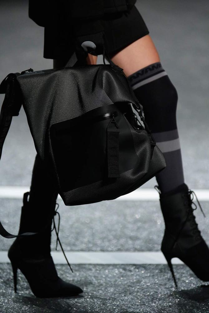 Borsa e scarpe Alexander Wang per H&M