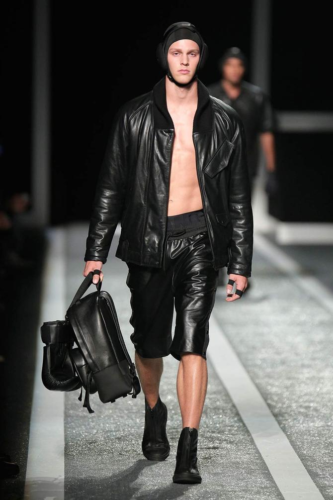 Giacca e pantaloni Alexander Wang per H&M